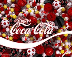 Always, Coca-Cola by anjanimiranti