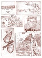independence day page 1 by StudioZoo