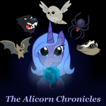 Alicorn Chronicles Cover by votederpycausemufins