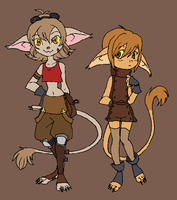 Gadget and Widget by BlackthornPubl