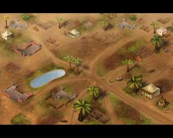 Farms - stage 1 by maria-istrate