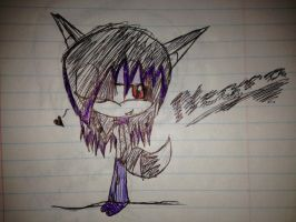 Yes, people, Negra is alive .u. by WinterTheGlaceon45