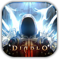Diablo III Game Icon by Wolfangraul