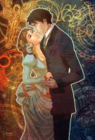 Tessa and Will by palnk