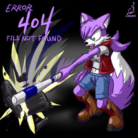 Web Graphic: 404 by prdarkfox