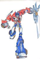 AP Concentration- Optimus Prime by Ealabhan