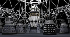 Lair of the Emperor Dalek by Librarian-bot