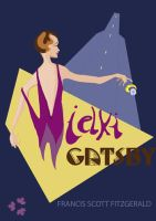 The Great Gatsby cover by ADriana-XST