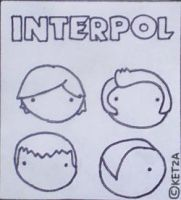 Interpol Heads by KetzA