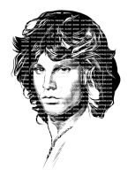 is it Jim Morrison 2 by keithdraws