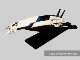 Normandy SR2 Cake 1 by DavidArsenault