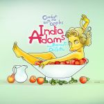 India Adams Comfort Me With Apples by SimpsonsCameos