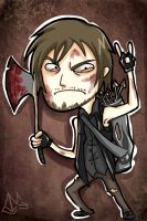 Daryl! by Quicllampi