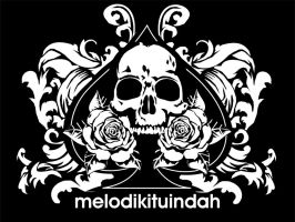the skull of melodikituindah by mylastsaturday