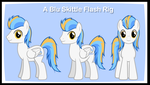 A Blu Skittle Reference Image (Show Accurate) by ABluSkittle