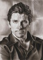 Christian Bale by AmBr0