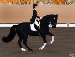 HARPG's Supreme Stallion 2012 - Talent by FamousFox