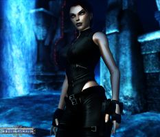 Tomb Raider Doppelganger by typeATS