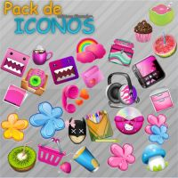 30 Iconos ^^ by Mandy4096