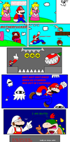 Old New Super Mario Bros. by DeathToSquishies