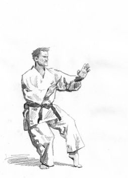 Shotokan by Alleycatsgarden
