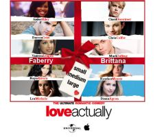 Love Actually Glee by katyperrylove