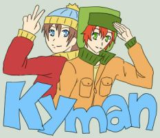 We Are Kyman by Xinzao