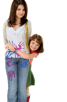 Joey King and Selena Gomez - PNG/Render by tommz2011
