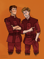 More Prydonians (Doctor Who) by Girl-on-the-Moon