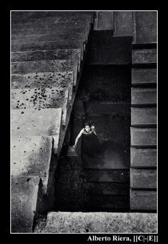 Staircase. by IICI-IEII