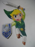 Toon Link by alicia-herzen-67