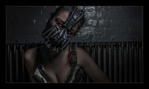 Bane Cosplay (Face) by Reign-Cosplay