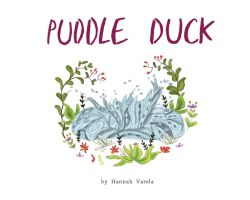 Puddle Duck mini title page illustration by hannahv92