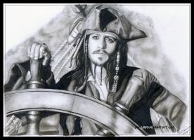 Ladies and gents I give you Cpt. Jack Sparrow by Gunchixs