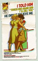 Faberry Week - 1950s - I told him by patronustrip