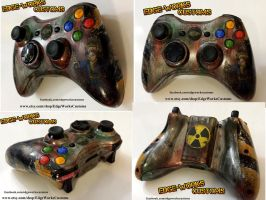 Fallout Xbox Controller by Edge-Works
