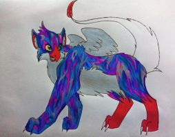 Griffin by JesusSavedMe777