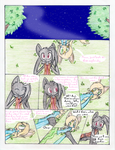 Angels Ascended Round One: Page One by SHADOWFAN996