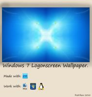Windows7 Logonscreen Wallpaper by fredrikaw