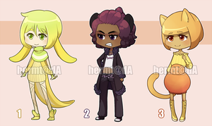 adoptables 018 by hermt