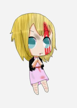 Chibi Street Owner by MMD1lover1