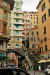 Genoa streetscape 1 by wildplaces
