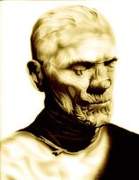 The Mummy by TheNightGallery