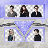 +Photopack Png The Vampire Diaries by AHTZIRIDIRECTIONER