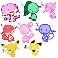 Wooper Adopts CLOSED by Cheeze-Pai