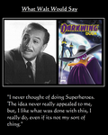 What Walt Would Say#4-DarkwingDuck by NuvaPrime