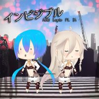Invisible: Aoki and IA by xflorinax
