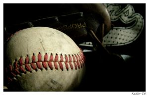 The Old Ball Game by Mylares