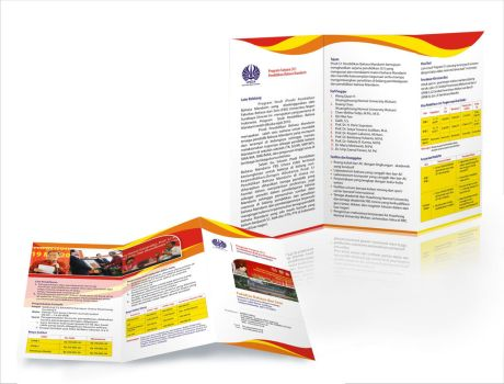 mandarin department brochure by dynamicProject