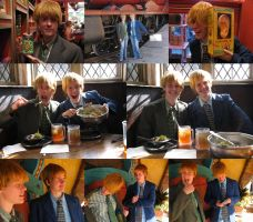 Official Weasley Business by modestlobster